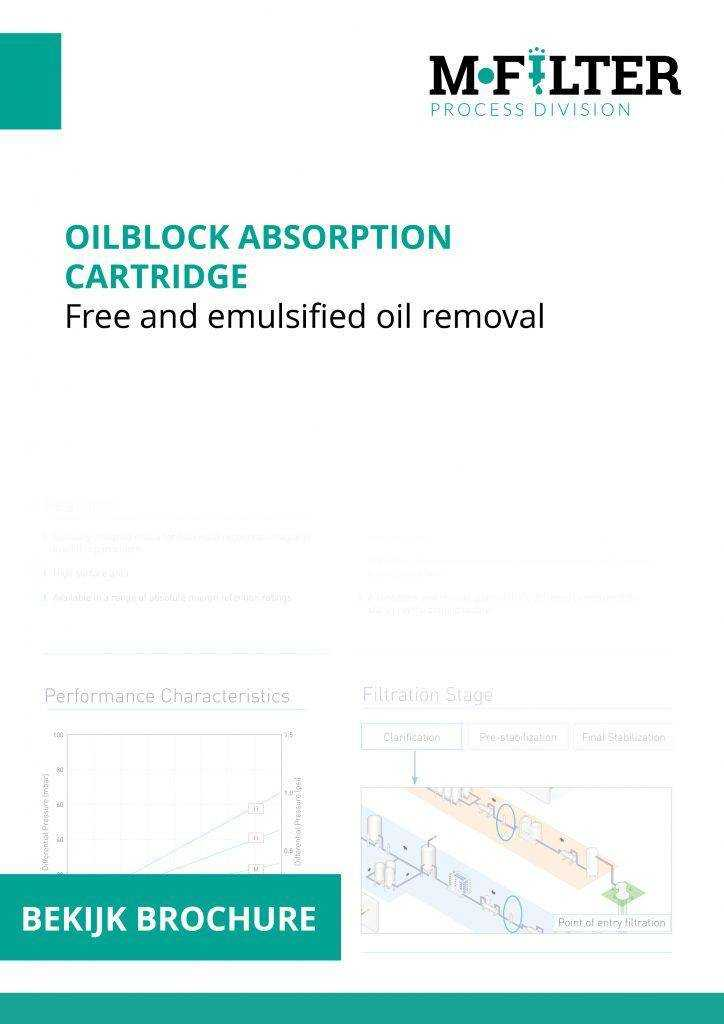 Cover brochure OILBLOCK filters