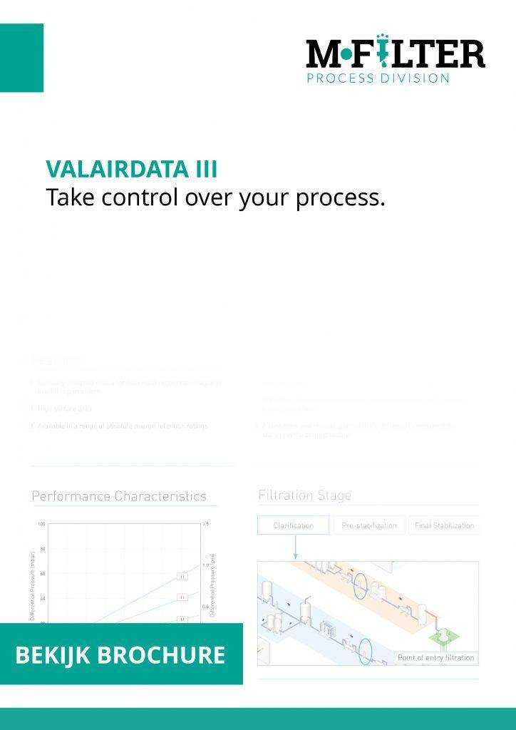 Cover brochure Valairdata 3